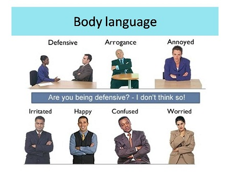 body language 2